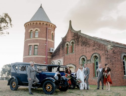 Dani & Adam – vintage meets rustic wedding at Mount Ophir Estate